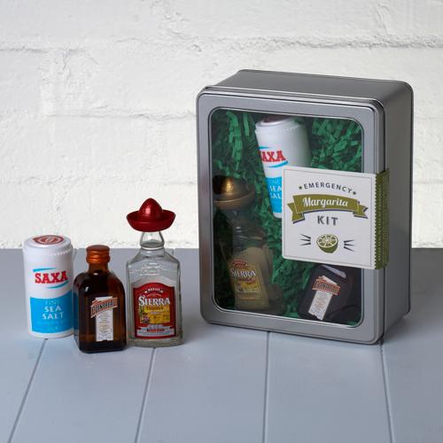 Emergency Margarita Kit