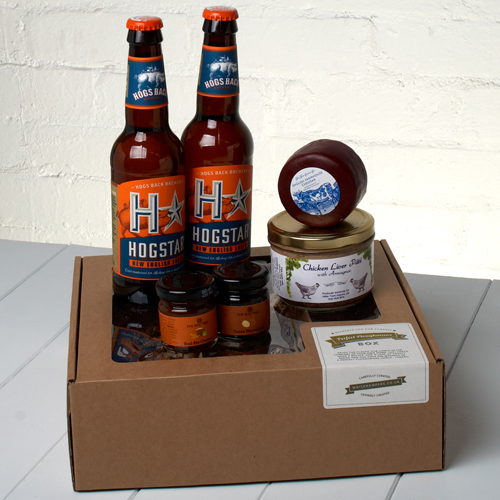 The Craft Lager Perfect Ploughman's Gift Box