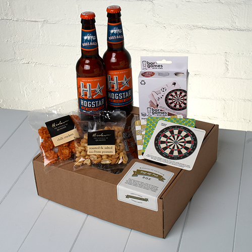 The Craft Lager 'Pop Up Pub' Gift Box