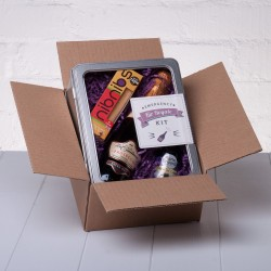 Emergency Kir Royale Kit by Whisk Hampers