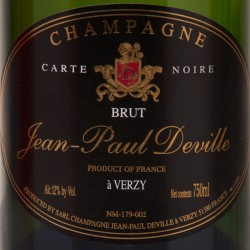Jean-Paul Deville Carte Noire Champagne 75cl in Gift Box Whisk Hampers-31