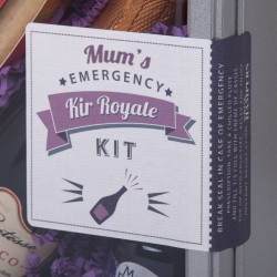 Mums Emergency Kir Royale Cocktail Kit Whisk Hampers-31