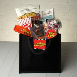 The Marvellous Movie Night Tote Bag Whisk Hampers-31