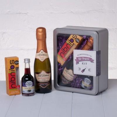Emergency Kir Royale Kit