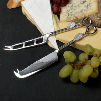 Amore Cheese Knife Set - 2 Pieces