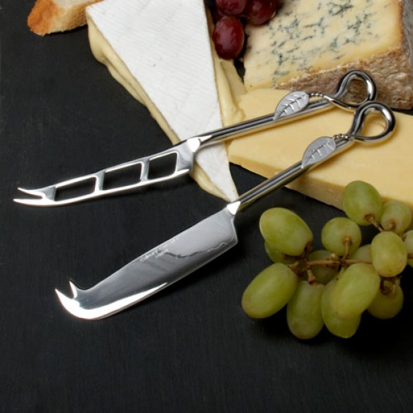 Cheese Knives for Hard & Soft Cheese