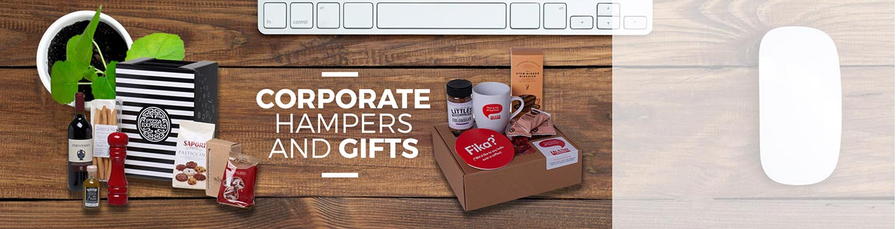 Corporate Hampers from Whisk Hampers