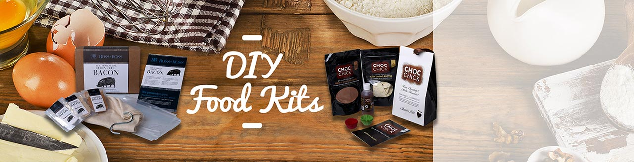 DIY Food Kits and Cooking Kits
