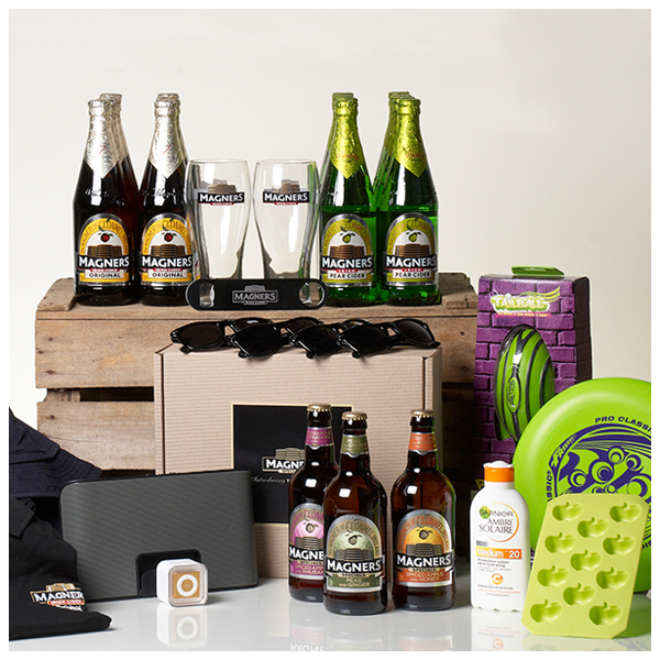 Bespoke Hamper for Magners