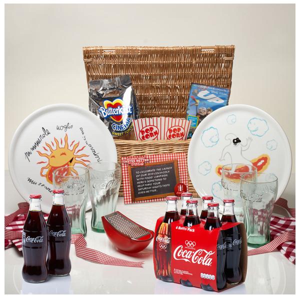 Promotional Hamper for Coca-Cola