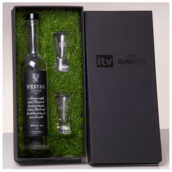 Bespoke Packaging for ITV