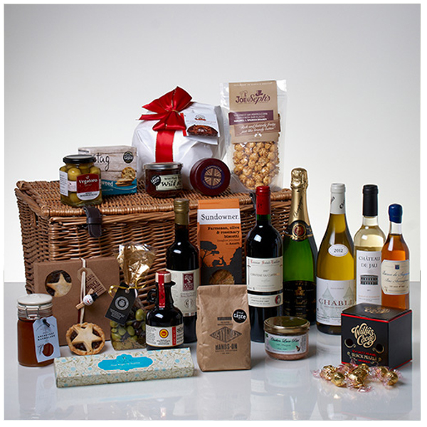 Staff Sharing Hamper
