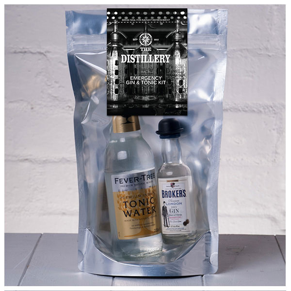 Personalised G&T Kit for Hilton Distillery Bar